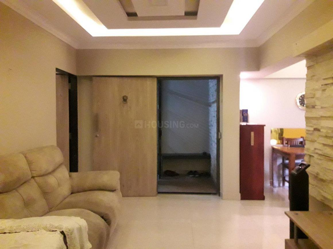 Living Room Image of 1280 Sq.ft 3 BHK Apartment for buy in Goregaon East for 11100000