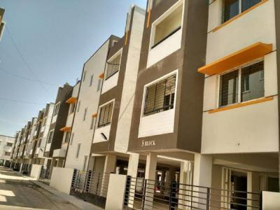 Gallery Cover Image of 947 Sq.ft 3 BHK Apartment for buy in Ruby Star City, Perungalathur for 5700000
