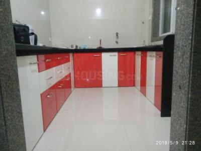 Gallery Cover Image of 1200 Sq.ft 3 BHK Apartment for rent in Kasarvadavali, Thane West for 27000