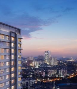 Gallery Cover Image of 1212 Sq.ft 3 BHK Apartment for buy in Elegance, Goregaon East for 19300000