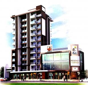 Gallery Cover Image of 680 Sq.ft 1 BHK Apartment for buy in Nandkumar Janki Legacy, Mira Road East for 5675000