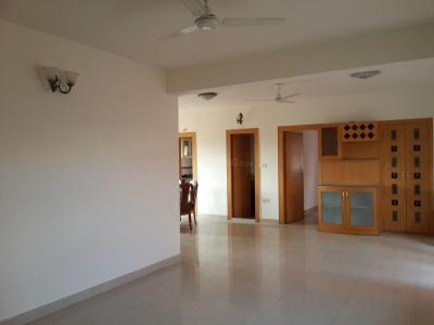 Gallery Cover Image of 1625 Sq.ft 3 BHK Apartment for rent in Indira Nagar for 45000