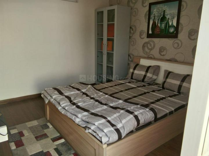 Bedroom Image of 1207 Sq.ft 3 BHK Independent Floor for buy in Amolik Residency Apartment, Sector 86 for 5200000