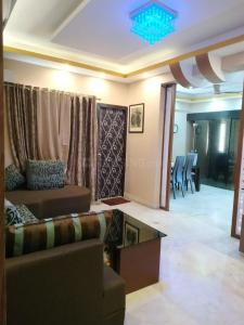 Gallery Cover Image of 3200 Sq.ft 4 BHK Apartment for rent in Vedic Sanjeeva Town Bungalows, New Town for 60000