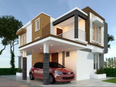 Gallery Cover Image of 1600 Sq.ft 3 BHK Independent House for buy in Perur for 5300000