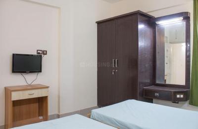 Bedroom Image of #405, Sree Surya Suites in Marathahalli