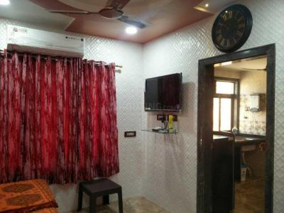 Gallery Cover Image of 350 Sq.ft 1 RK Independent House for rent in Airoli for 14000