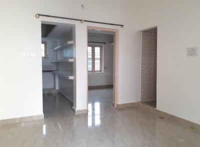Gallery Cover Image of 625 Sq.ft 1 BHK Independent Floor for rent in Kasturi Nagar for 8000