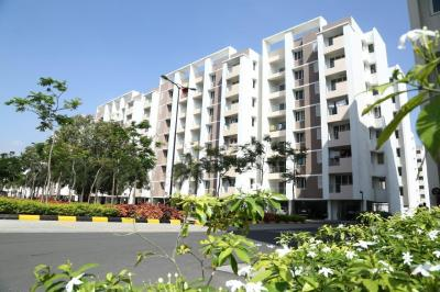 Gallery Cover Image of 625 Sq.ft 1 BHK Apartment for buy in Pallikaranai for 3500000