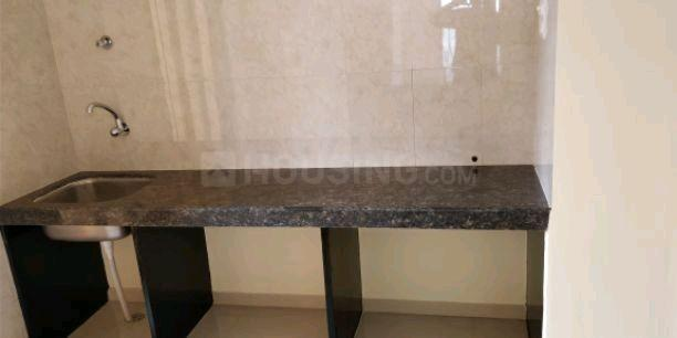 Kitchen Image of 625 Sq.ft 1 BHK Independent Floor for rent in Dombivli East for 8500