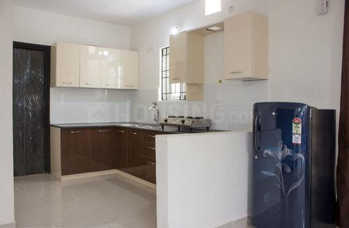 Kitchen Image of Villa 142 - Concorde Cupertino in Electronic City