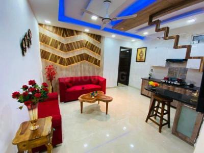 Hall Image of 925 Sq.ft 2 BHK Apartment for buy in Ambesten Vihaan Heritage, Noida Extension for 2400000