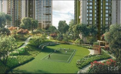 Gallery Cover Image of 450 Sq.ft 1 RK Apartment for buy in Wadhwa Wise City, Panvel for 3400000