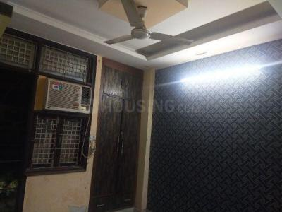 Gallery Cover Image of 450 Sq.ft 1 BHK Independent Floor for rent in Dwarka Mor for 8000