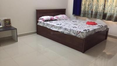 Gallery Cover Image of 1260 Sq.ft 3 BHK Apartment for rent in Mantri WebCity, Narayanapura for 22000