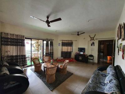 Gallery Cover Image of 1950 Sq.ft 4 BHK Apartment for rent in Tucker Vihar Awho Enclave, Fursungi for 25000