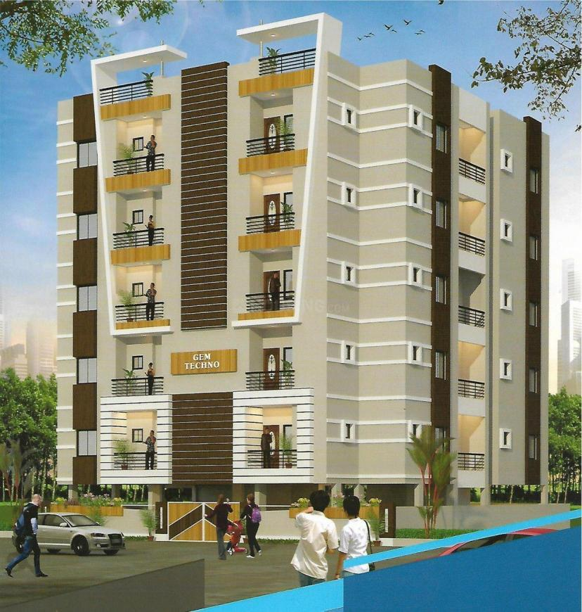 Building Image of 1013 Sq.ft 2 BHK Apartment for buy in Rajendra Nagar for 4050000