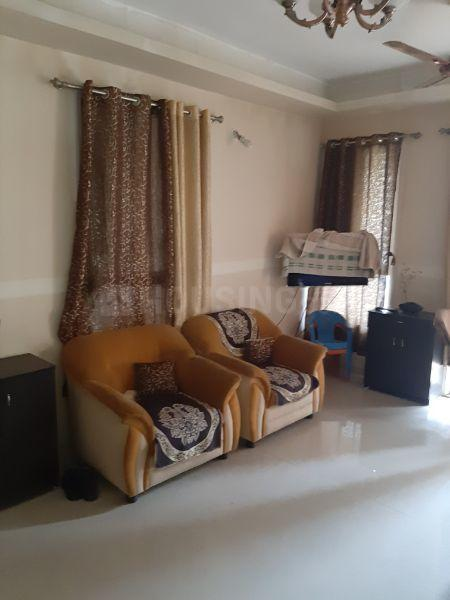 Living Room Image of 1400 Sq.ft 3 BHK Apartment for rent in Tingre Nagar for 29000