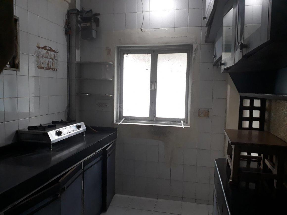 Kitchen Image of 600 Sq.ft 1 BHK Apartment for rent in Malad West for 24000