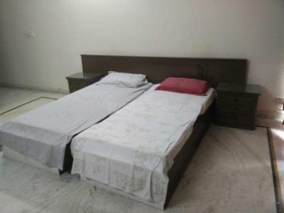 Bedroom Image of Ghar Jaisa PG in Greater Kailash I
