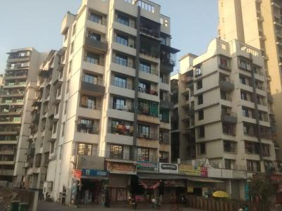 Gallery Cover Image of 590 Sq.ft 1 BHK Apartment for buy in Kharghar for 4600000