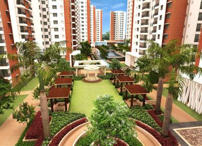 Gallery Cover Image of 1990 Sq.ft 3 BHK Apartment for buy in Prestige Bella Vista, Iyyappanthangal for 13000000