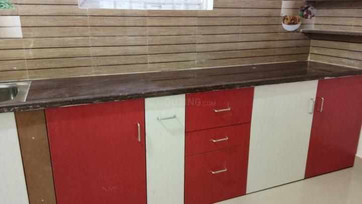 Kitchen Image of 577 Sq.ft 1 BHK Apartment for buy in Mannivakkam for 2500000