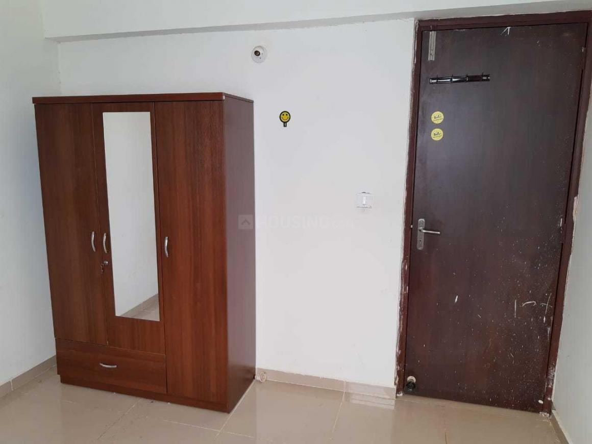 Bedroom Image of 950 Sq.ft 2 BHK Apartment for rent in ND Laurel, Halasahalli for 17000