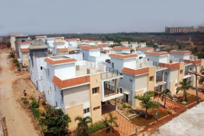 Gallery Cover Image of 2054 Sq.ft 3 BHK Villa for buy in Pocharam for 12000000
