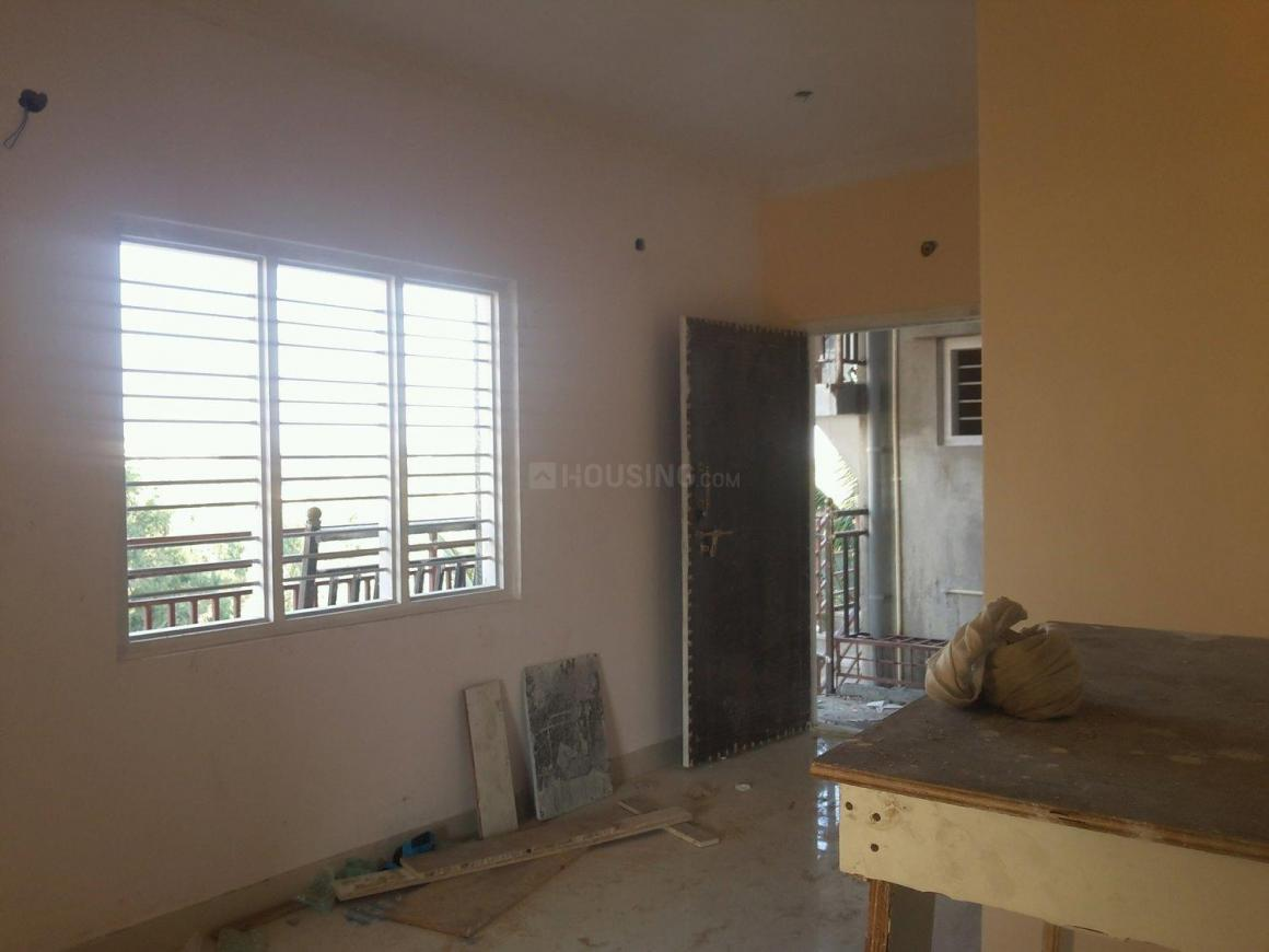 Living Room Image of 600 Sq.ft 1 BHK Apartment for rent in Whitefield for 10000
