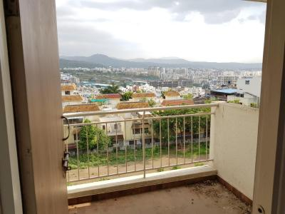 Gallery Cover Image of 750 Sq.ft 1 BHK Apartment for rent in Katraj for 12000