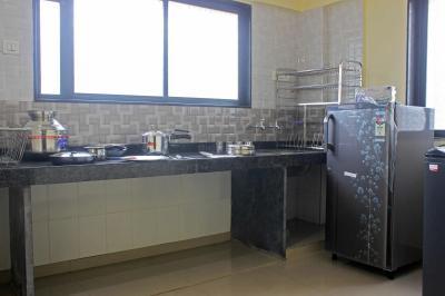 Kitchen Image of 3a Progressive Model Colony in Hadapsar