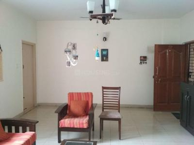 Gallery Cover Image of 1242 Sq.ft 2 BHK Apartment for buy in Adithi Adithi Mansion, Hoodi for 4500000
