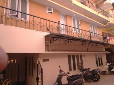 Gallery Cover Image of 630 Sq.ft 1 BHK Independent House for rent in Bilekahalli for 8000