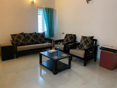 Gallery Cover Image of 1200 Sq.ft 2 BHK Apartment for rent in  Silver Sky, Narsingi for 18000