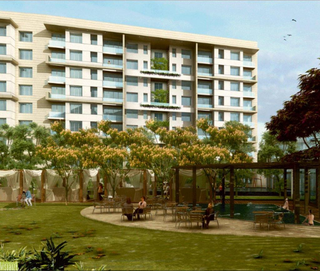Building Image of 1350 Sq.ft 3 BHK Apartment for buy in Andheri East for 29000000