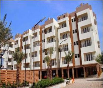 Gallery Cover Image of 600 Sq.ft 1 BHK Apartment for rent in Anand Aashritha, Perungudi for 13000
