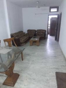 Gallery Cover Image of 1125 Sq.ft 1 BHK Independent Floor for rent in Chittaranjan Park for 25000