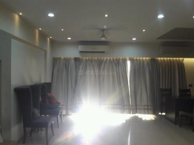 Gallery Cover Image of 1980 Sq.ft 3 BHK Apartment for buy in Bandra East for 80000000