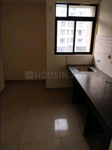 Kitchen Image of 706 Sq.ft 1 BHK Apartment for rent in Shilphata for 15000