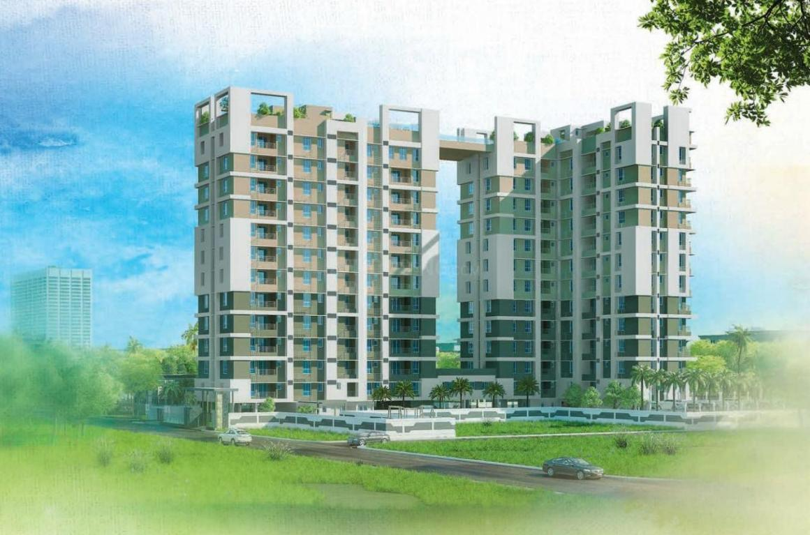 Building Image of 699 Sq.ft 2 BHK Apartment for buy in Mukundapur for 5032800