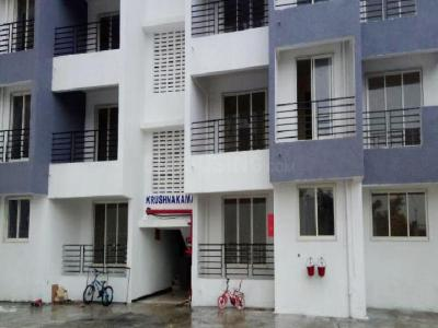 Gallery Cover Image of 722 Sq.ft 1 BHK Apartment for rent in Badlapur West for 3500