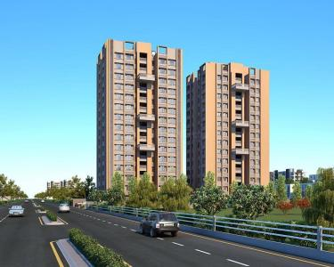Gallery Cover Image of 1018 Sq.ft 2 BHK Apartment for buy in Maninagar for 5650000