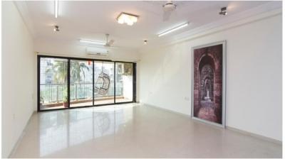 Gallery Cover Image of 1050 Sq.ft 2 BHK Apartment for rent in Bhagtani Apartments, Bandra West for 90000