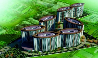 Gallery Cover Image of 1445 Sq.ft 3 BHK Apartment for buy in Klassik Landmark, KPC Layout for 10600000