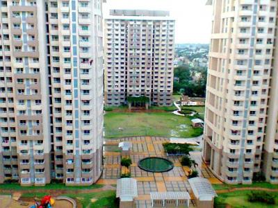 Gallery Cover Image of 1290 Sq.ft 2 BHK Apartment for rent in Mahadevapura for 35000