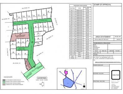 100 Sq.ft Residential Plot for Sale in Moti Daman, Daman