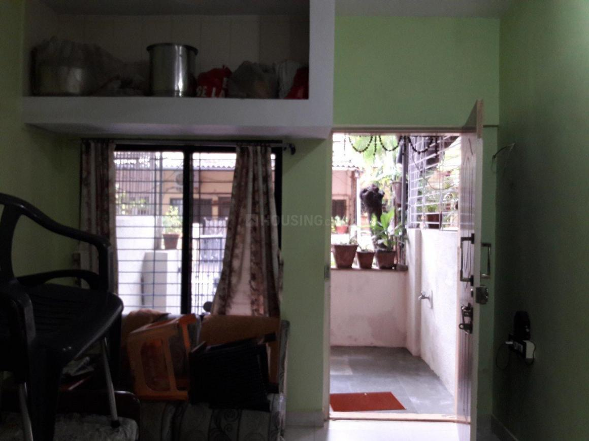 Living Room Image of 900 Sq.ft 1 BHK Independent House for buy in Vashi for 11000000