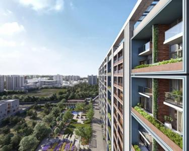 Gallery Cover Image of 3611 Sq.ft 4 BHK Apartment for buy in Silver Luxuria, Jagatpur for 12450000