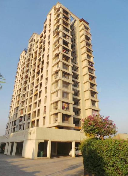 Building Image of 1200 Sq.ft 2 BHK Apartment for rent in Kalyan West for 16000